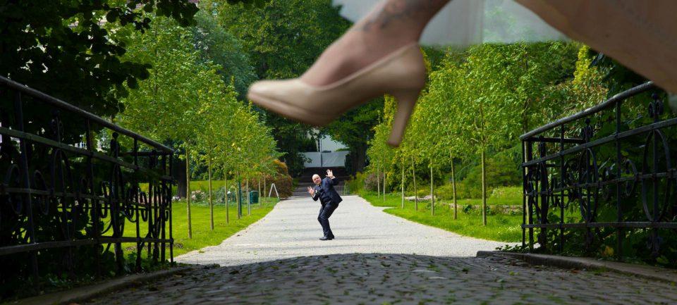 Vier Hochzeiten und kein Wasserfall