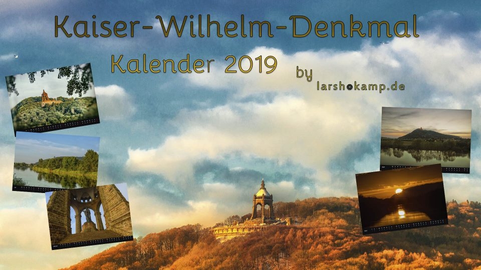 Kaiser-Wilhelm-Denkmal der Kalender