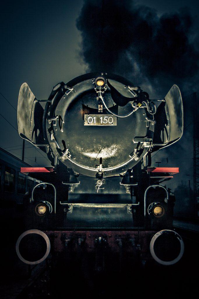 Die LOK 01 150